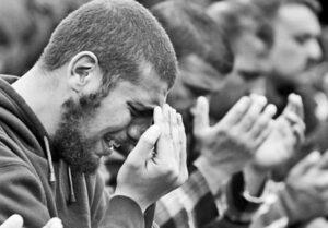 آداب المخاطبة مع الله