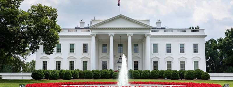 زيارة أخيرة لبيت ترامب الأبيض