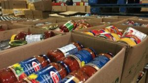 ألبرتا : ارتفاع عدد الأشخاص الذين يلجؤون إلى بنوك الغذاء 