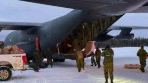 كوفيد-19: جنود كنديّون يمضون عيد الميلاد في عدد من محميّات السكّان الأصليّين