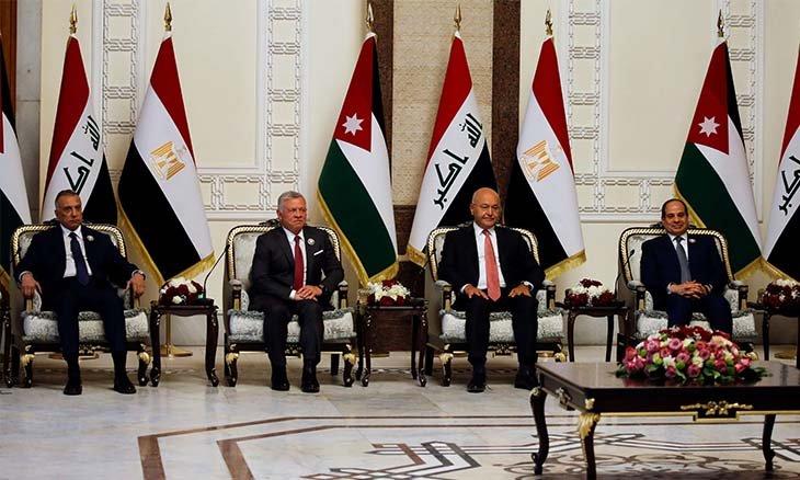 You are currently viewing ملاحظات على اجتماع قادة العراق ومصر والأردن